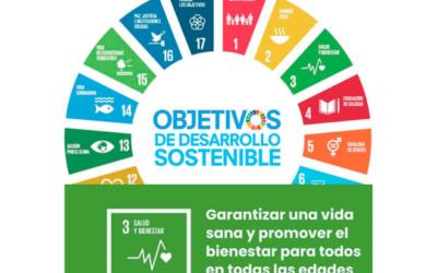 Mindfulness en apoyo y promoción de los ODS 3